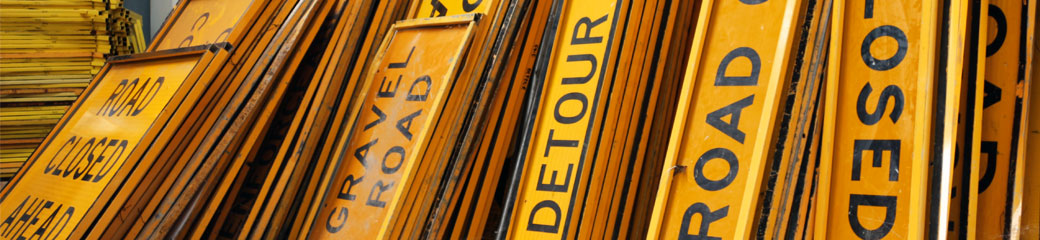 traffic-signage