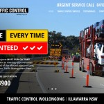 Traffic Control Website Design by Thought Balloon Creative - Brenden Bates