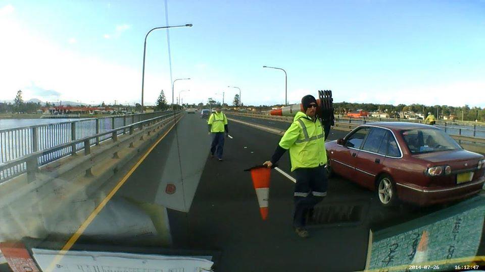 Traffic Management Wollongong Illawarra NSW Cameras