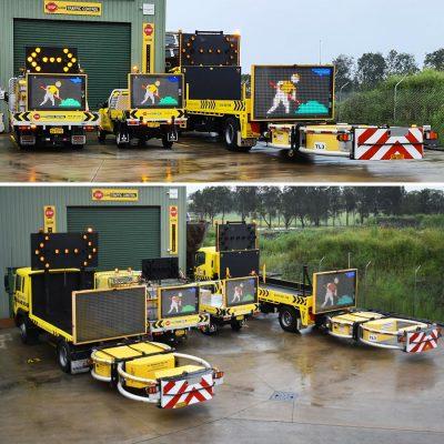 Truck Mounted Attenuators Wollongong Illawarra NSW